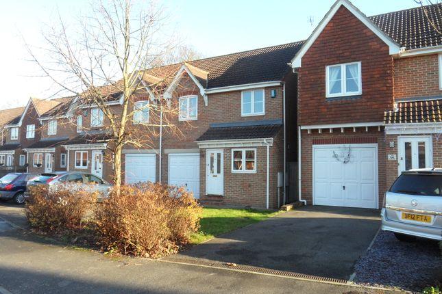 Thumbnail Detached house to rent in Friesian Way, Kennington, Ashford