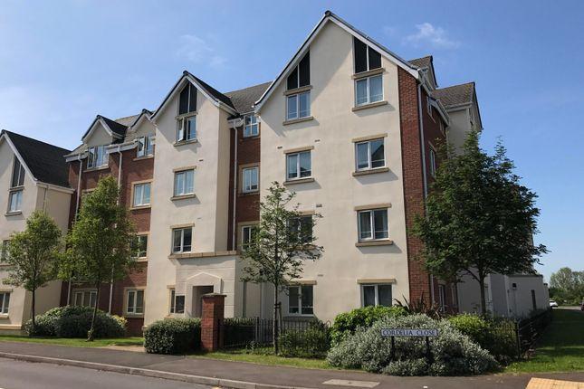 Thumbnail Flat to rent in Cordelia Close, Stratford-Upon-Avon