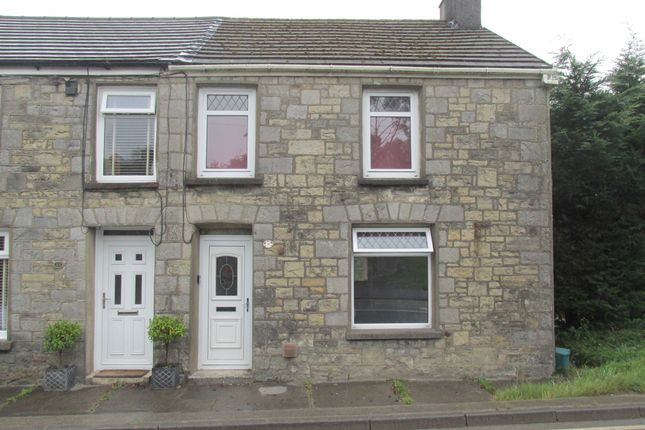 Thumbnail Semi-detached house for sale in Pontpren, Penderyn, Aberdare