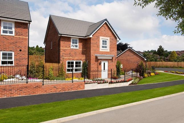 """Thumbnail Detached house for sale in """"Kingsley"""" at Morgan Drive, Whitworth, Spennymoor"""