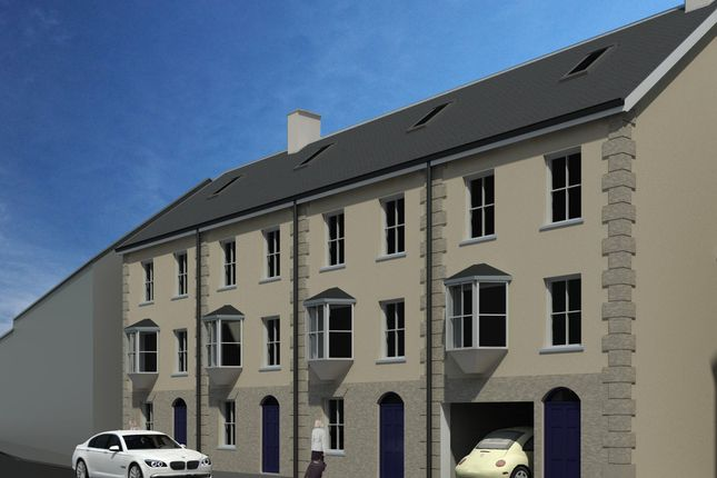 Thumbnail Land for sale in High Street, Neyland, Milford Haven