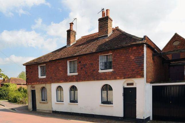 Thumbnail Terraced house for sale in Church Street, Edenbridge