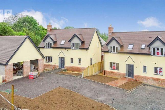 Thumbnail Detached house for sale in Plot 4 Adforton Farm, Adforton, Craven Arms