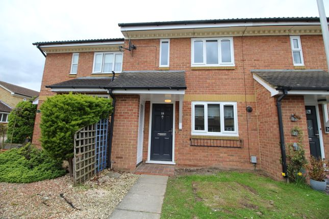 Thumbnail Terraced house to rent in Iredale View, Baldock