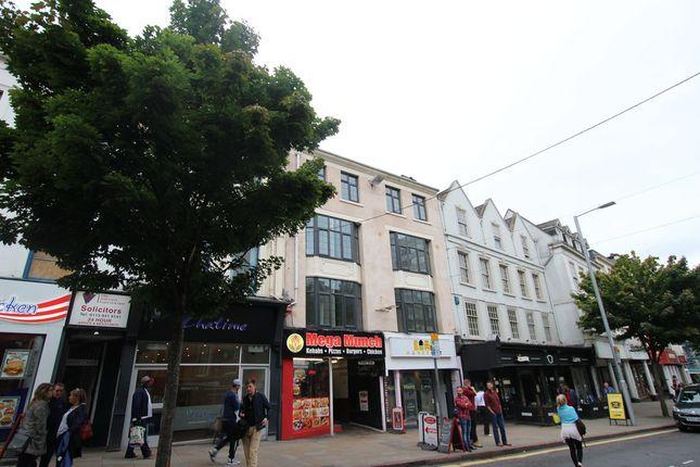 Thumbnail Flat to rent in Long Row, Nottingham