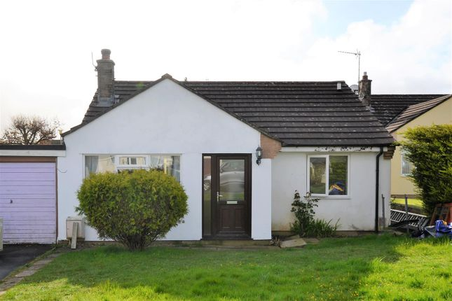 3 bed detached bungalow for sale in Bartletts Well Road, Sageston, Tenby