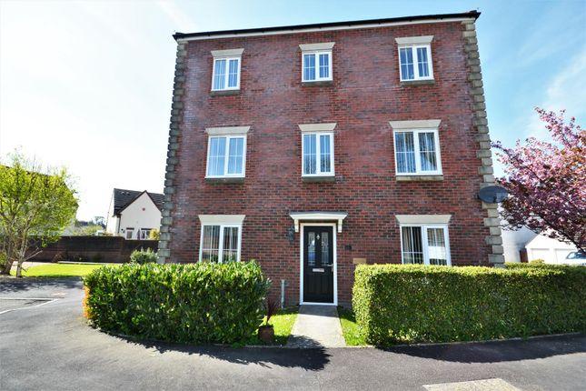 Thumbnail Detached house for sale in Trem Y Coleg, Carmarthen