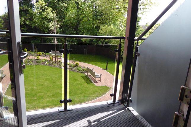 Balcony of Norfolk Road, Edgbaston, Birmingham B15