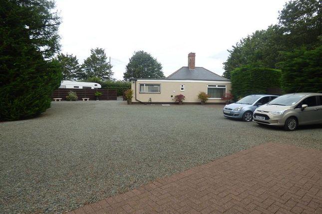 Thumbnail Detached bungalow for sale in Tarn Lodge, Gaitlegate, Longtown, Carlisle
