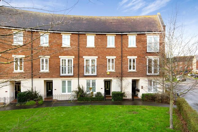 Terraced house for sale in Gras Lawn, St. Leonards, Exeter