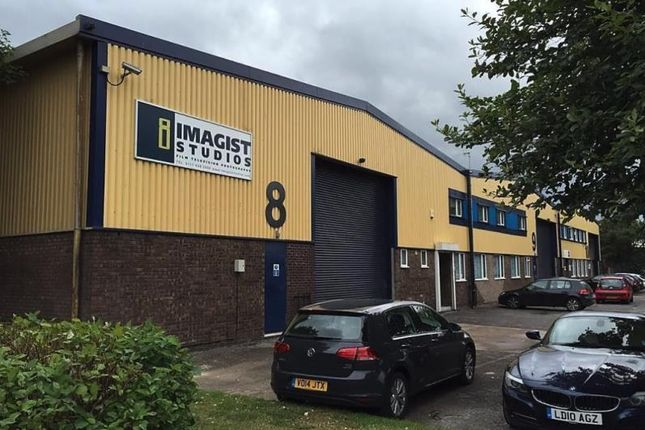Thumbnail Industrial to let in Unit, Unit 8&9, Second Way, Avonmouth