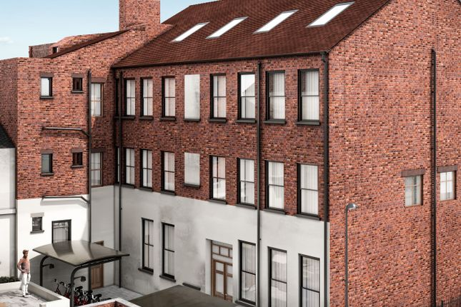 Thumbnail Block of flats for sale in West Bar Green, Sheffield