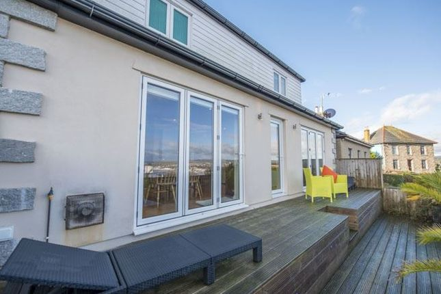 Thumbnail Detached bungalow for sale in Gwavas Bungalows, Newlyn, Penzance, Cornwall.