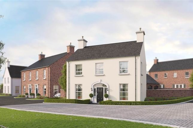 Thumbnail Detached house for sale in 4, Temple Hall, Templepatrick