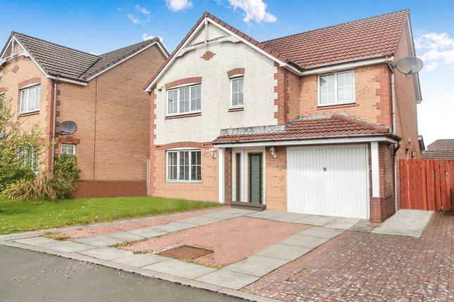 Thumbnail Detached house to rent in Badger Meadows, Broxburn