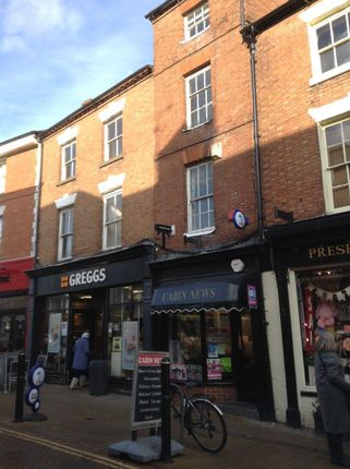 Thumbnail Flat to rent in Swan Street, Warwick