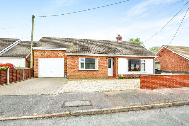 Thumbnail Detached bungalow for sale in Smithtyne Avenue, Dereham
