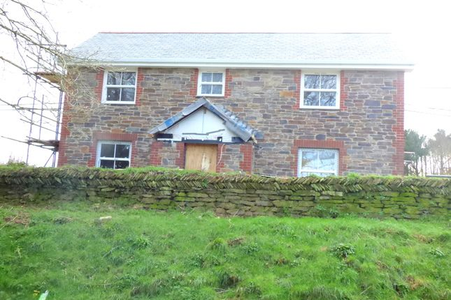 Thumbnail Detached house for sale in Zelah, Truro