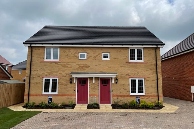 2 bed semi-detached house for sale in Barwell Close, Swavesey CB24