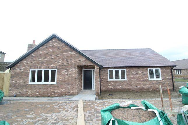 Thumbnail Detached bungalow for sale in Hermitage Close, Westbury, Shrewsbury