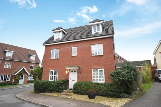 Thumbnail Detached house for sale in Thorpe St. Andrew, Norwich