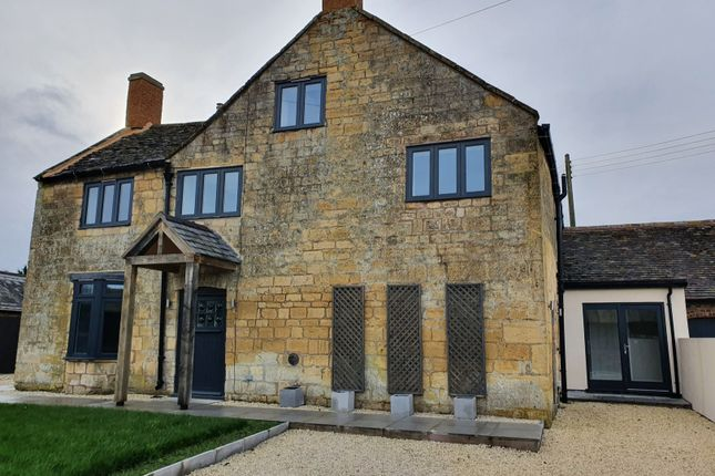 Thumbnail Detached house for sale in The Farmhouse, Aston Somerville, Broadway