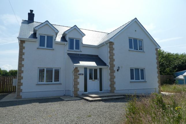 Thumbnail Detached house for sale in Maenygroes, New Quay