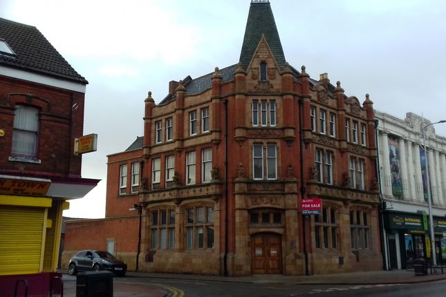 Thumbnail Office for sale in Hessle Road, Hull, East Yorkshire