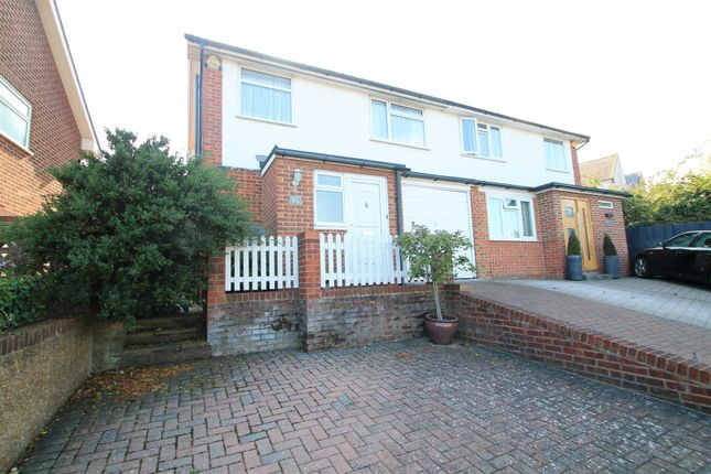 3 bed semi-detached house for sale in Mile Oak Road, Portslade, Brighton