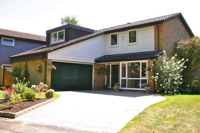 Thumbnail Detached house for sale in Sprucedale Gardens, Wallington