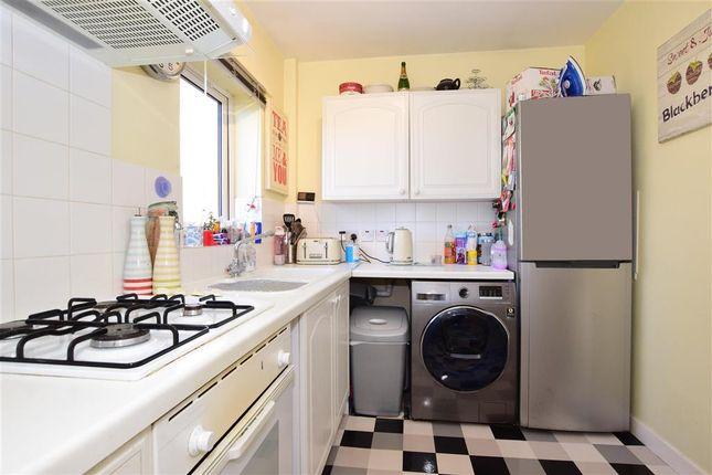 Kitchen of Abbs Cross Gardens, Hornchurch, Essex RM12