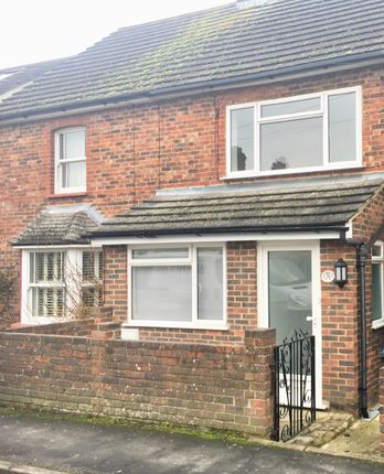 Thumbnail Terraced house to rent in Station Road, Lingfield