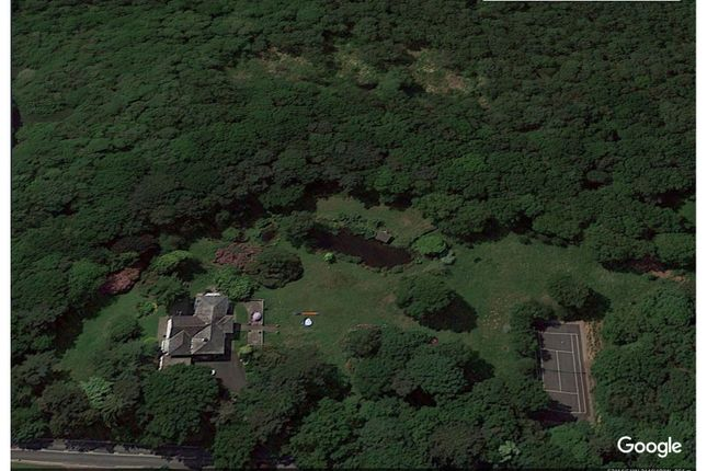 Aerial View of Delamere Road, Norley WA6