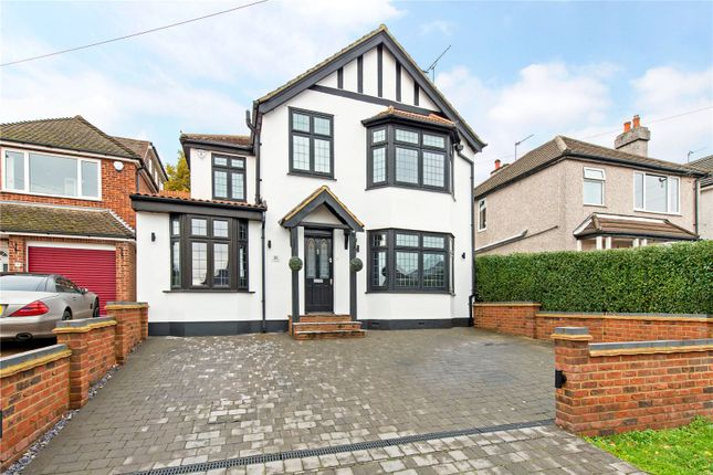 Thumbnail Detached house for sale in Trowley Rise, Abbots Langley, Hertfordshire