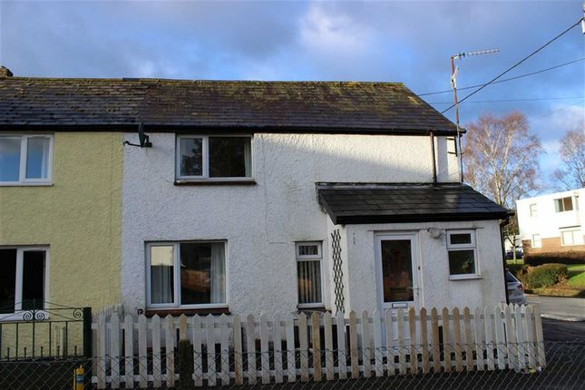 Thumbnail Terraced house to rent in Lockwood Row, Monmouth