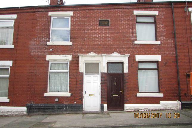 Thumbnail Terraced house to rent in Beauchamp Street, Ashton