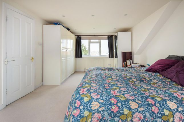 Master Bedroom of Brook Close, London SW20
