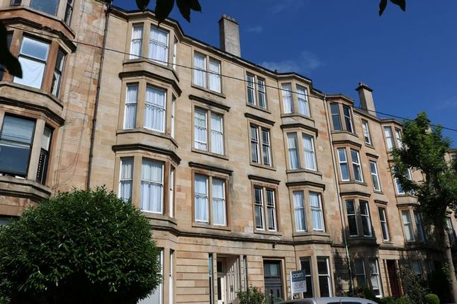 Thumbnail Flat to rent in Hillhead Street, Glasgow