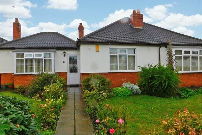 Thumbnail Detached bungalow for sale in Waldene Drive, Alvaston, Derby