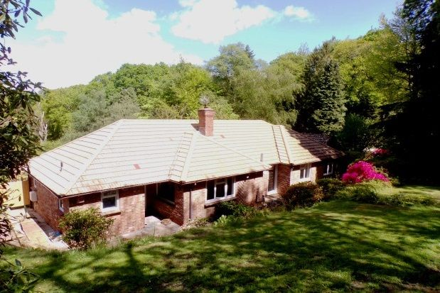 Thumbnail Detached bungalow to rent in Brittenden Lane, Waldron, Heathfield