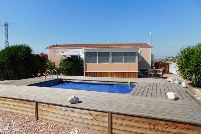 2 bed mobile/park home for sale in Torremendo, Alicante, Spain