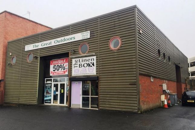 Thumbnail Warehouse to let in 128-130 Broughshane Street, Ballymena