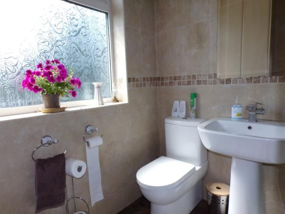 Shower Room of Meredith Road, Rowley Fields, Leicester, Leicestershire LE3