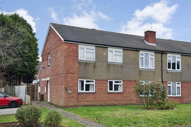 Thumbnail Flat for sale in Barnard Way, Cannock
