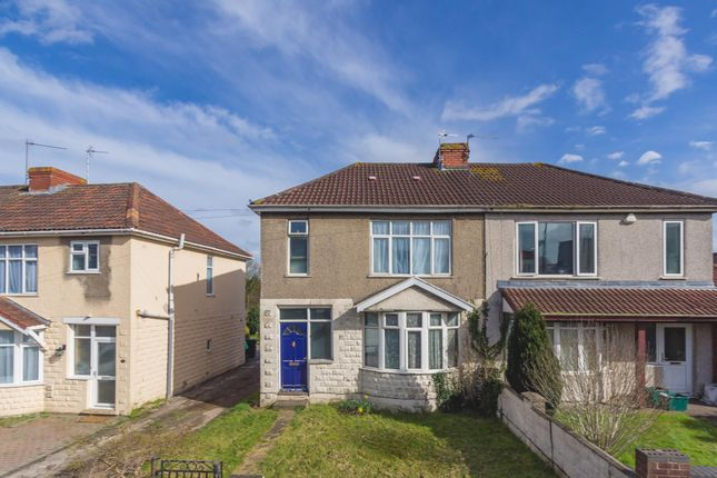 Thumbnail Semi-detached house for sale in Station Road, Filton, Bristol