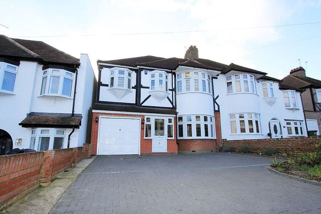 Thumbnail Semi-detached house for sale in Blendon Drive, Bexley, Bexley, Kent