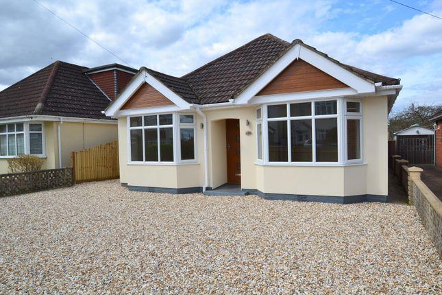 Thumbnail Bungalow for sale in Stannington Crescnet, Totton