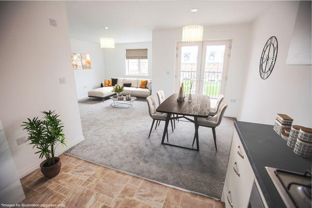 2 bedroom flat for sale in Le Marechal Avenue, Bursledon