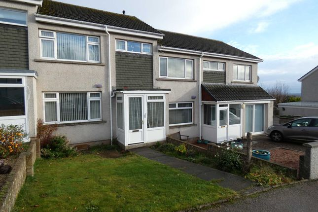 Thumbnail Terraced house for sale in 3 Woodlands Crescent, Elgin