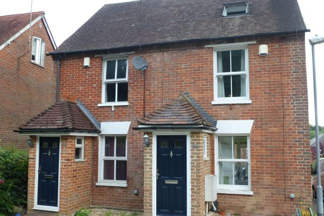2 bed semi-detached house to rent in Camelsdale Road, Haslemere GU27